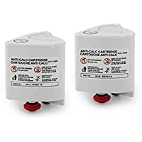 Moulinex Lot de 2 Cartouches Anti-Calcaire Fers Simply and Purely XD9030E0