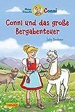 Conni-Erzählbände 30: Conni und das große Bergabenteuer