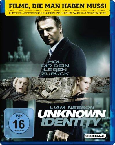 Bild von Unknown Identity [Blu-ray]