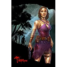 "CGC Große Poster – Dead Island Riptide PS3 XBOX 360 – oth152, 24"" x 36"" (61cm x 91.5cm)"