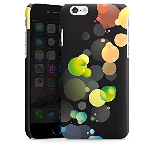 Apple iPhone 5s Housse étui coque protection Bulles Bulles Points Cas Premium brillant