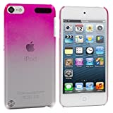 Best GENERIC Ipod Case 5th Generations - Hot Pink Raindrop Crystal Hard Back Cover Case Review