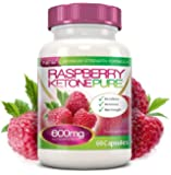 Evolution Slimming 600mg Pure Raspberry Ketone - Pack of 60 Capsules