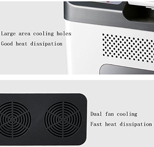 51RkA%2BRLFVL - Refrigerador Portátil 26L Mini Cooler Nevera Congelador Medicamento Insulina Vaccine Refrigerador Calentador TG Car Home Travel Camping Picnic