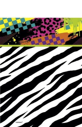 80er JAHRE - 137 x 259 cm (80er Jahre Party-thema)