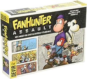 Devir- Fanhunter Assault, única (226058)
