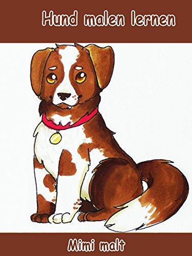 Clip: Hund malen lernen - Mimi malt