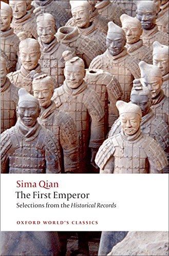 The First Emperor (Oxford World's Classics) por Sima Qian