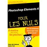 Photoshop Elements 4 pour les nuls