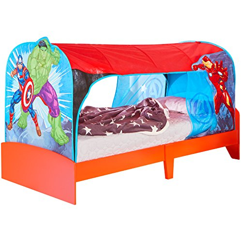 The Avengers-Tente de lit