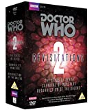 Doctor Who - Revisitations Box Set Volume 2: The Seeds of Death / Carnival of Monsters / Resurrection of the Daleks [Import anglais]