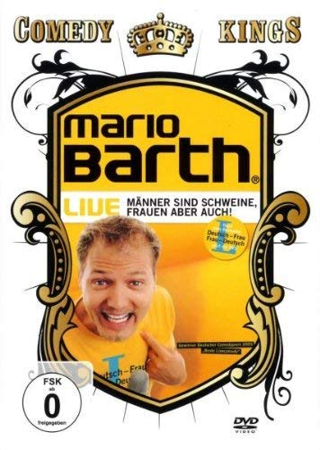Mario Barth - Comedy Kings: Männer sind Schweine, Frauen aber auch! Preisvergleich