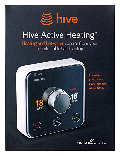 Hive Active Heating and Hot Water Self Install, Works with Amazon Alexa
