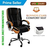 Best Executive Chairs - APEX CHAIRS™ AU-8001 Allen HIGH Back PU Leather Review