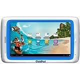 "Archos - Arnova ChildPad - Tablette - Ecran Résistif 7"" (18 cm) - Android 4.0 - ARM Cortex A8 - 4 Go - RAM 1 Go - Wifi"