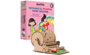 Smartivity Mechanical Xylofun Music Machine STEM STEAM Educational DIY Building Construction Activity Toy Game Kit, Easy Instructions, Experiment, Play, Learn Science Engineering Project 8+