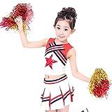 Wgwioo Bambini Ragazzi Ragazzi Ginnastica Dance Performance Dress Cheerleading Allentato Teen Studenti Gruppo Di Coro Gruppo , 4# , 110Cm