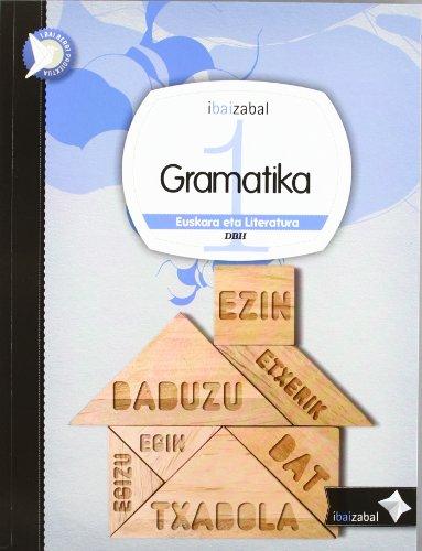 Gramatika Dbh 1, ikaslearen liburua (i.bai.berri proiektua) - 9788483946220 por Zezilio Salas Urbina