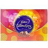 #5: Cadbury Celebrations Chocolate Gift Pack - Assorted, 190.3g Carton