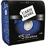 Carte Noire décaféiné 36 dosettes 250g Envoi Rapide Et Soignée ( Prix Par Unité )
