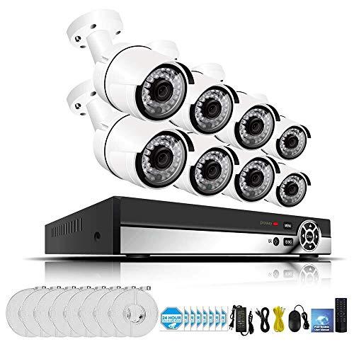 YAXIAO Cámara CCTV Inalámbrica
