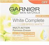 #4: Garnier Skin Naturals SPF 19 PA++ White Complete UV Protection, 18g