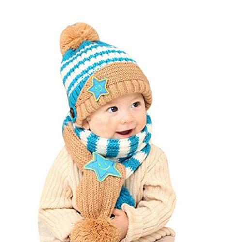 BlueSterCool Bufandas del Bebé