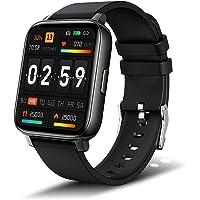 iporachx Smartwatch für Damen Herren, 1.69 Zoll Fitnessuhr Armbanduhr mit Schrittzähler Pulsuhr Schlafmonitor IP68…