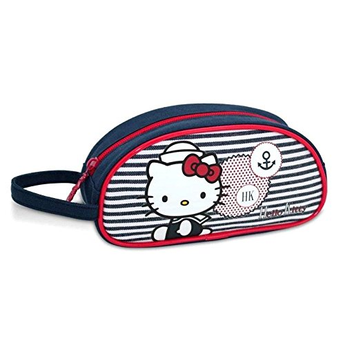 Neceser portatodo Hello Kitty Marinera