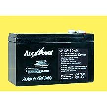 MICROELETTRONICA - Tamaño de la batería recargable hermética de 12V 10Ah - (mm) 151x65x94 (h) 204 036