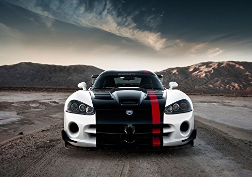 dodge-viper-giant-wall-poster-a0-size-47x33in-with