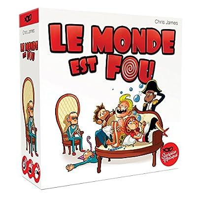 Scorpion Masque - LSM-030 - Le Monde est Fou