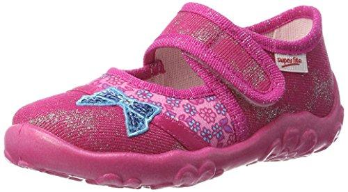superfit Mädchen BONNY-800284 Hausschuhe, Rosa (Pink Kombi), 33 EU -