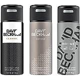 David Beckham Pk3 Men Deos-(Classic,Beyond&Homme)