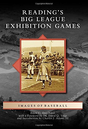 Reading's Big League Exhibition Games (Images of Baseball) by Brian C. Engelhardt (2015-08-10) par Brian C. Engelhardt