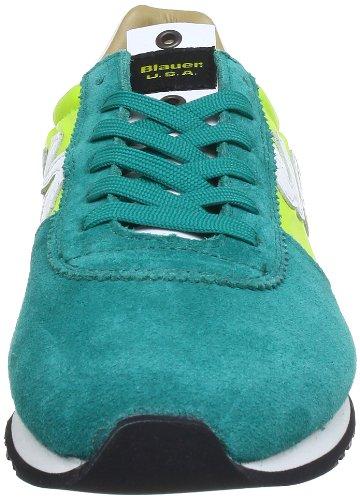 Blauer RUNNING SPORT APERTURA BSD0049 002076 Damen Sneaker Grün (AMAZONIA 636)