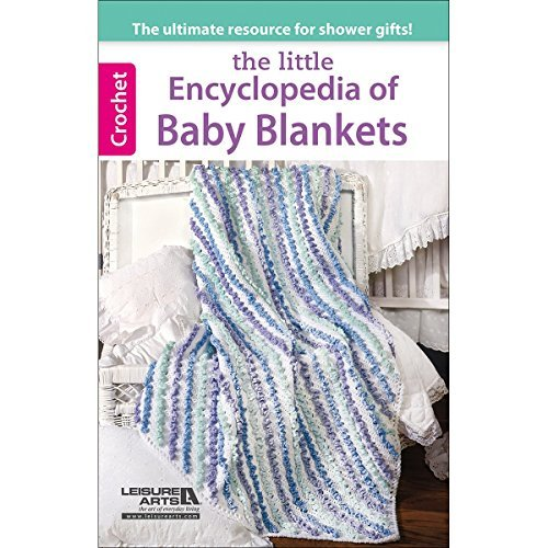 Leisure Arts 75552 Encyclopedia Of Baby Blankets Art Work by LEISURE ARTS