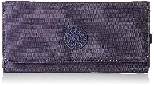 Kipling - Brownie, Portafoglio Donna Viola (Blue Purple C)