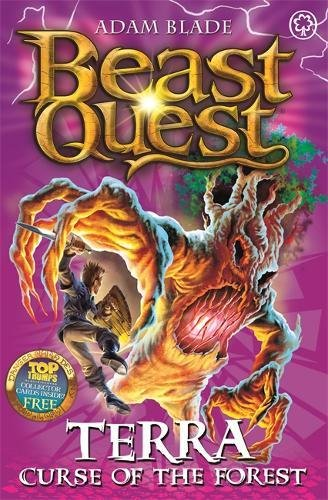 Terra, Curse of the Forest: Series 6 Book 5 (Beast Quest)
