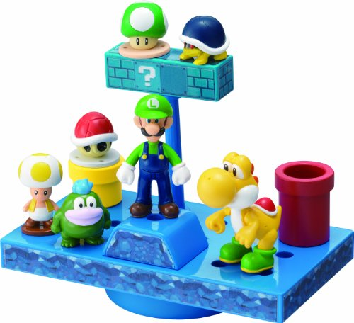 New Super Mario Brothers Wii - Balance World: Basement Stage