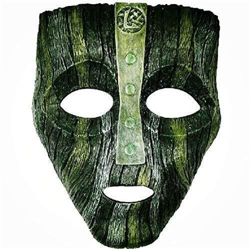 Loki Mask Solid Resin Halloween Cosplay Fancy Dress Costume