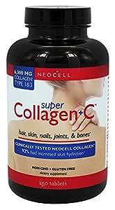 NeoCell Super collagène + C, comprimés de 250