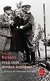 Telecharger Livres Vichy ou les infortunes de la vertu 1940 1945 Annees erotiques Tome 1 (PDF,EPUB,MOBI) gratuits en Francaise