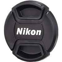 Mostos Camera Lens Cap 55 mm for Nikon Lens Replaces LC-55 Lens Cap Front Lens Cap (55mm) - AF-P 18-55mm f/ 3.5-5.6g VR Kit Lens, D3200/D3300/D3400/D3500/D5300/D5600