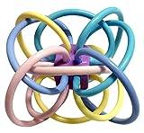 #1: Toyshine Baby Rattle and Sensory Teether Toy