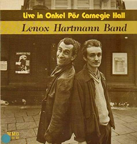 Live in Onkel Pös Carnegie Hall [Vinyl LP] Lenox Bands