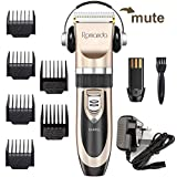 Best Home Hair Clippers - Upgrated Hair Clippers, Romanda Professional Clippers for Men Review