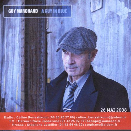 A Guy In Blue