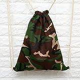 WINOMO der Reisetasche mit Kordelzug Taschen Säcke Taschen Schultertasche für Camping Outdoor Picknick Vergleich