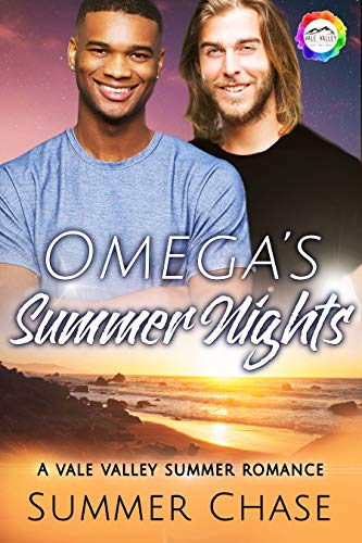 Omega's Summer Nights: A Summer Romance (Vale Valley Season 3 Book 2) (English Edition)